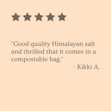 Load image into Gallery viewer, Himalayan Sea Salt - Ground (2 lb)