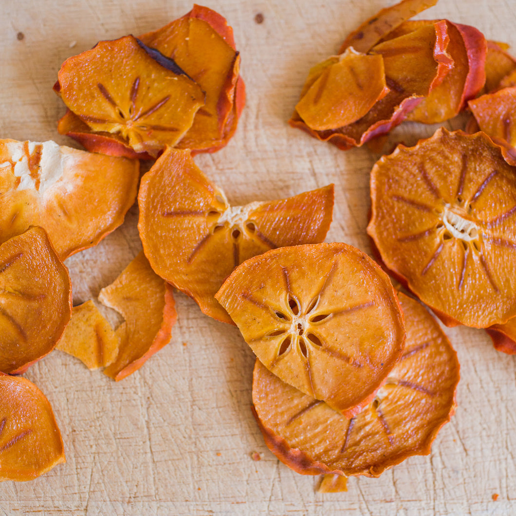 NEW: Organic California Persimmons - Hachiya (5 oz)