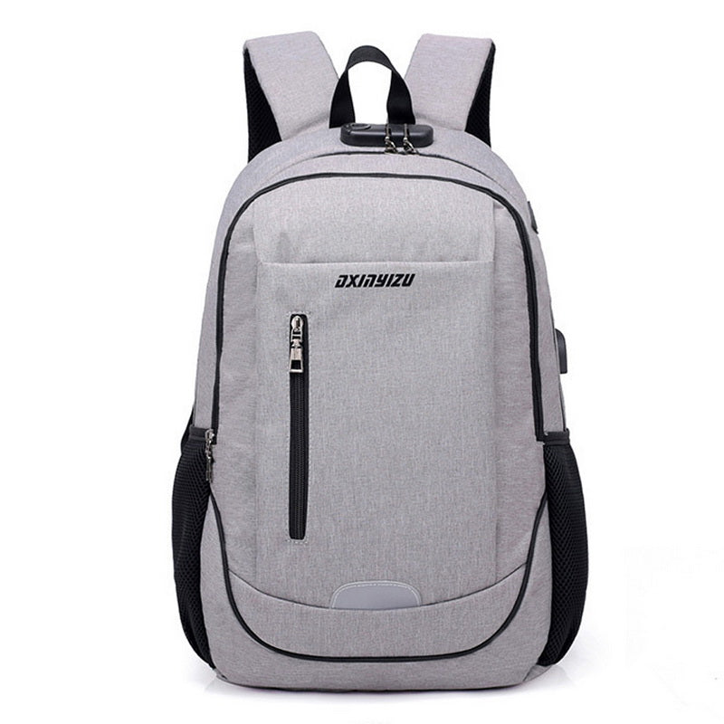 Laptop Backpacks Bags with External USB Charging c19fabe43ef96