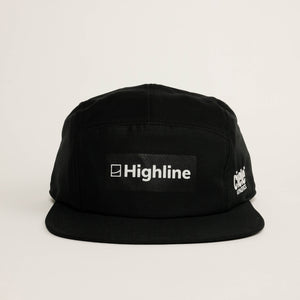 Highline x Ciele CLB Cap | Black & White