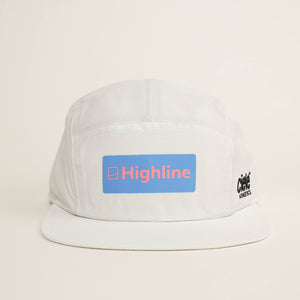 Highline x Ciele CLB Cap | White & Blue