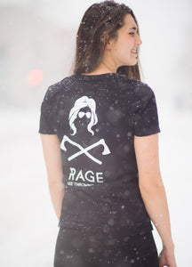 "T-Shirt ""Axes Are Girl's Best Friends"""