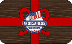 American Glory Woodworks Gift Card