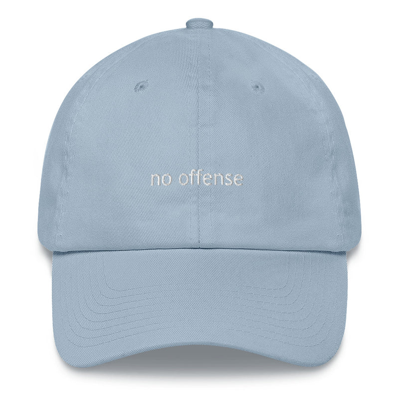 No Offiense Dad hat
