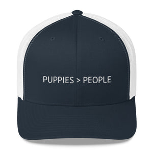 Puppies > People Trucker