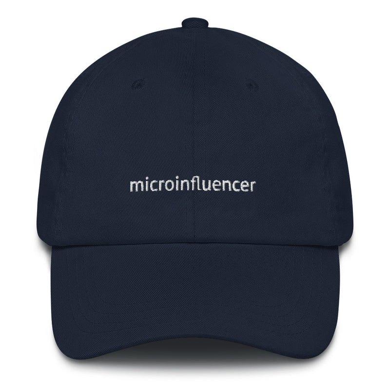 Microinfluencer Dad hat