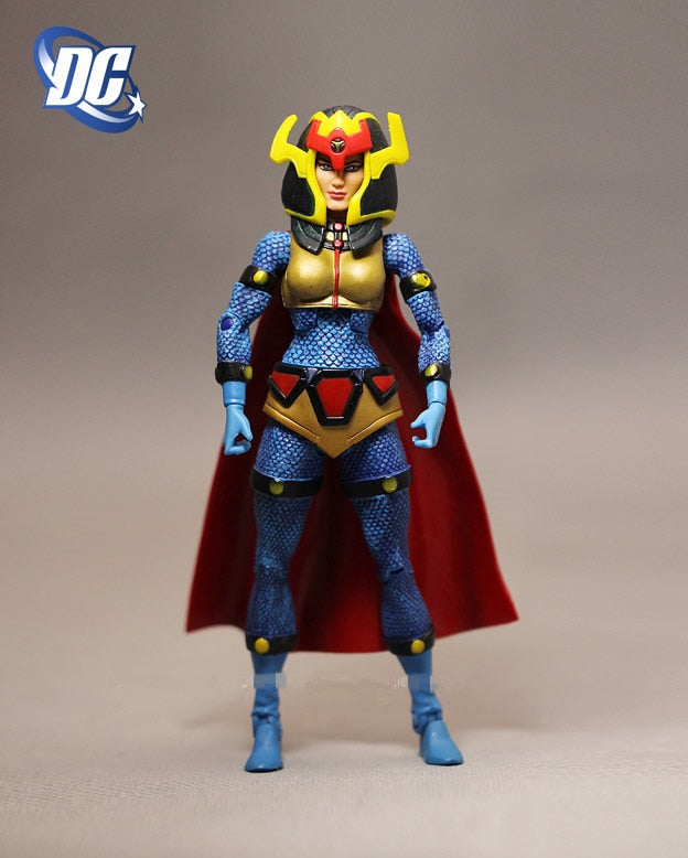DC Collectibles Cartoon 6'' DC Universe Big Barda Mister Miracle Warrior PVC Model Kids Toy In Stock Picture - Magical Emporium