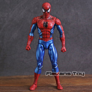 Marvel Avengers Super Hero Spiderman PVC Action Figure Collectible Model Toy Picture - Magical Emporium