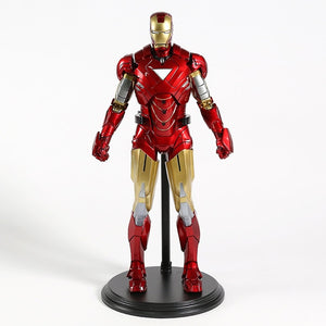 Marvel Iron Man 2 Mark VI MK 6 / Mark IV MK 4 1/6th Scale Collectible Figure Model Toy Brinquedos Figurals Picture - Magical Emporium