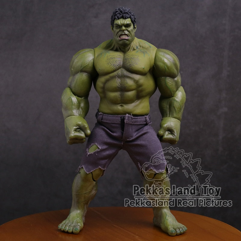 Marvel The Avengers Hulk Super Hero PVC Action Figure Collectible Model Toy 25cm Picture - Magical Emporium