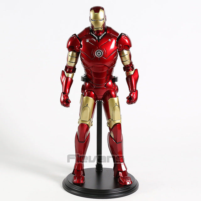Iron Man MARK 3 III 1/6th Scale PVC Figure Collectible Model Toy Picture - Magical Emporium