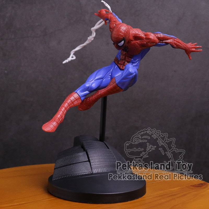 Spiderman CREATOR X CREATOR The Amazing Spider Man PVC Figure Collectible Model Toy - Magical Emporium