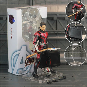 "Marvel Spider-Man Far From Home Tom Holland 6"" Action Figure Iron Man Edith Glasses KO's SHF Spiderman Peter Parker Legends Toys Picture - Magical Emporium"