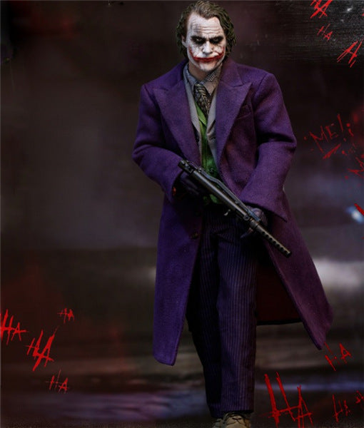 Movie DC Joker in Movie Batman Joints Moveable Action Figure PVC Collectible Model Toys Picture - Magical Emporium