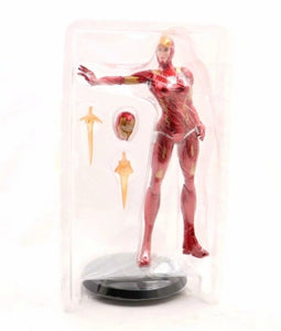 X-FACTION Marvel Superhero Stark Industries X-Faction Iron Lady Pepper Potts MK8 PVC Action Figure Collectible Model Toy T30 Picture - Magical Emporium