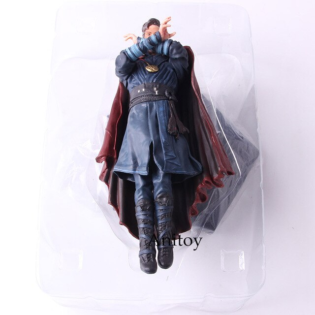 Marvel Action Figure Iron Studios Doctor Strange 1/10 Statue PVC Collectible Model Toy Picture - Magical Emporium