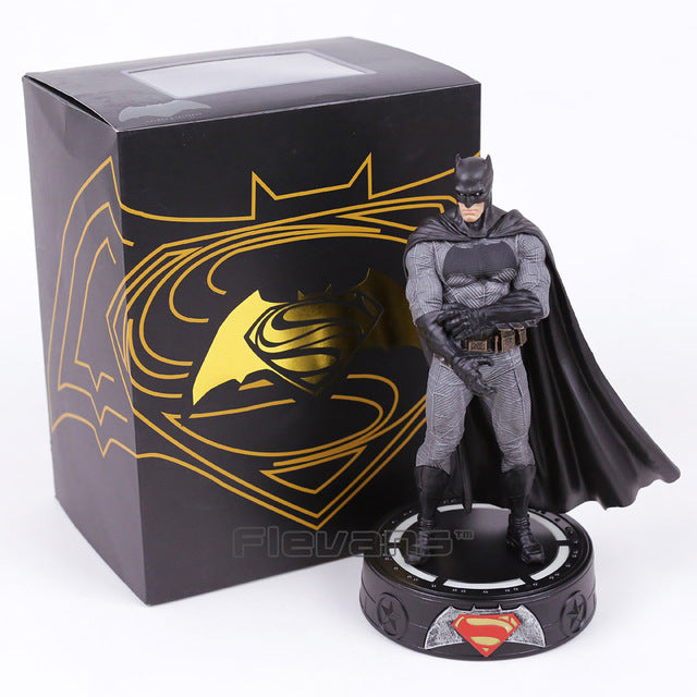 DC COMICS Super Hero Batman / Wonder Woman / Superman Statue with LED Light PVC Figure Collectible Model Toy Picture - Magical Emporium