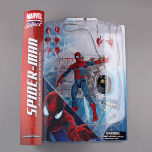 "Marvel Select The Amazing Spider-Man Special Collector Edition Action Figure Super Heroes Toy 7"" 18CM Picture - Magical Emporium"