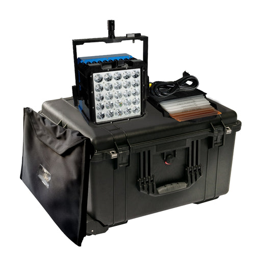 Boxer Broadcast Plus Kit (incl. case & barn door pouch)