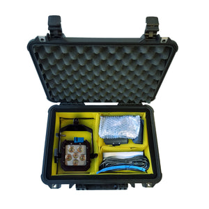 Zaila Broadcast Plus Kit - BI-COLOR (incl. case & V-mount adapter)