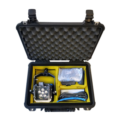 Zaila Broadcast Plus Kit - DAYLIGHT (incl. case & V-mount adapter)