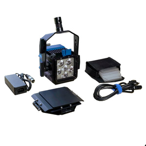 Zaila Broadcast Kit - BI-COLOR (incl. V-mount adapter)