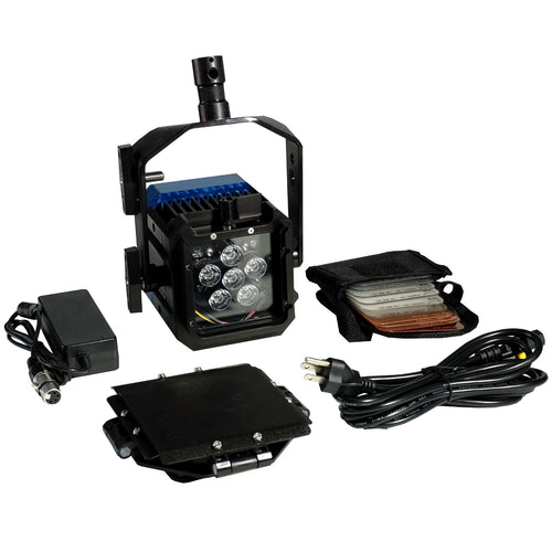 Zaila Broadcast Kit - DAYLIGHT (incl. V-mount adapter)
