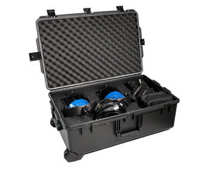 Varsa Double Broadcast Plus Kit - BI-COLOR (incl. case & v-mount adapters)