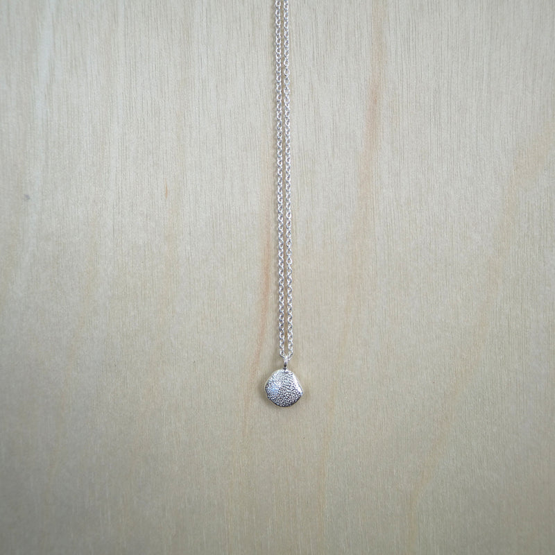 Mini Fingerprint Necklace