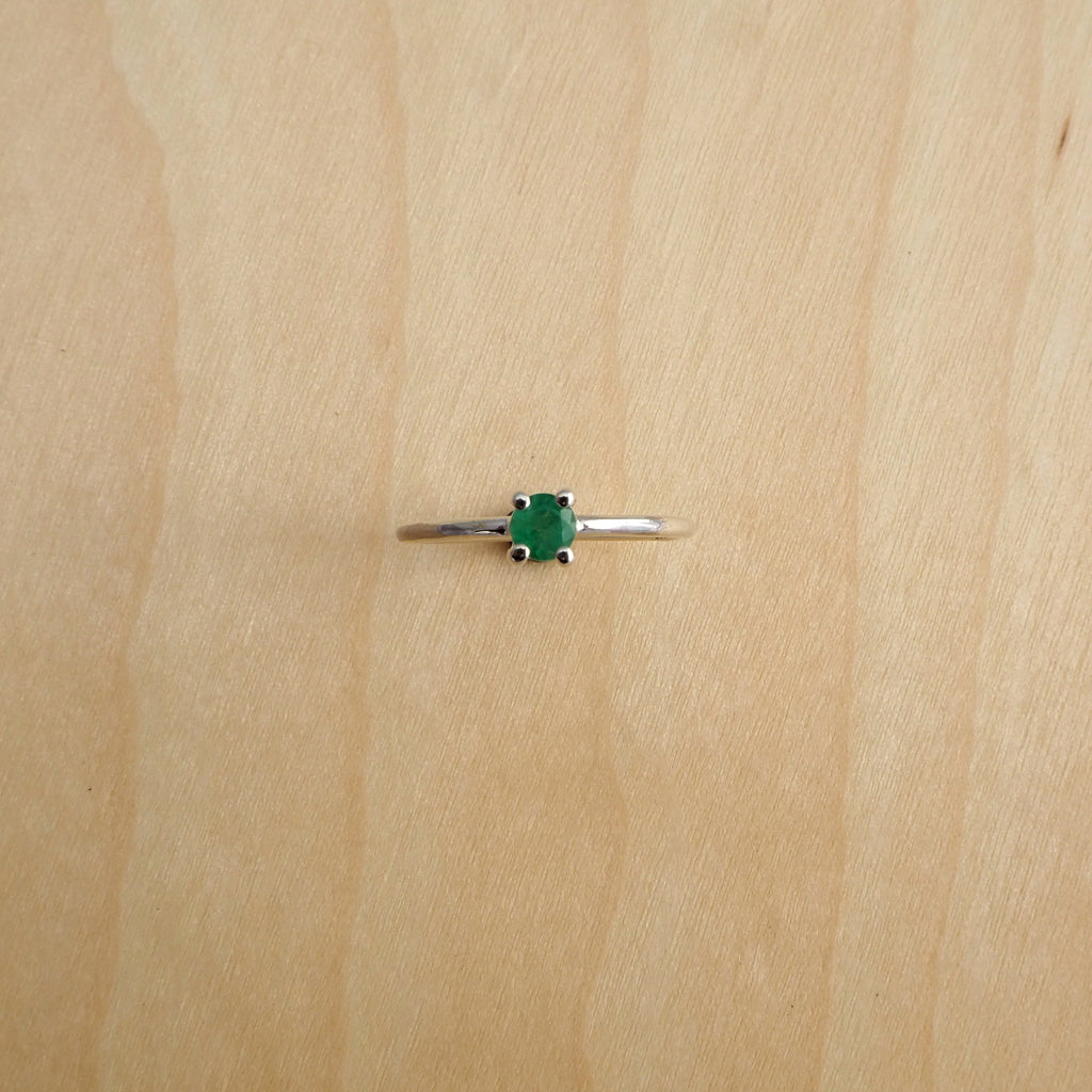 Birthstone Ring (Natural)