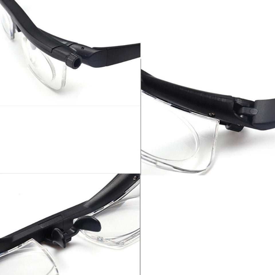 50a636eb46ca Dial Vision - The World s First Adjustable Eyeglasses – Glarie Deals