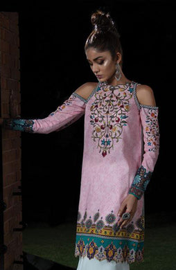 Luxury Embroidered Lawn'19 By Anamta