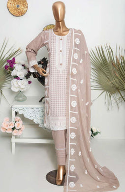Zirwa Embroidered Cotton'20 Saqafat by MAK