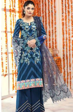 Zinnia Luxury Festive'20 by Rang Rasiya