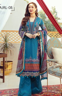 RABT Luxury Lawn'21 By Asim Jofa