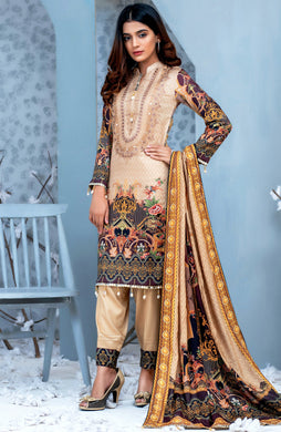 Samia Pure Linen Fashion'20 By AB Textiles
