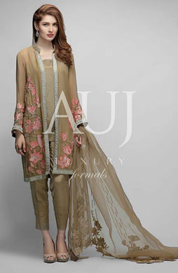 Luxury Formals Chiffon By AUJ