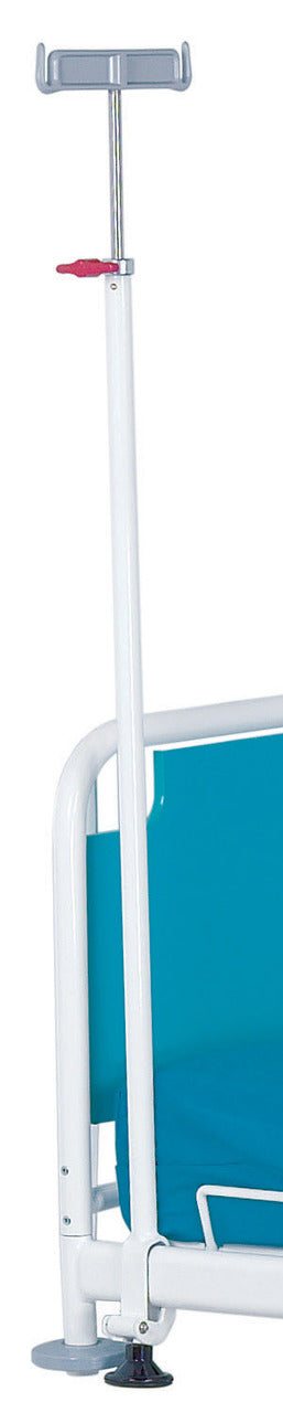 Sidhil White Transfusion Pole