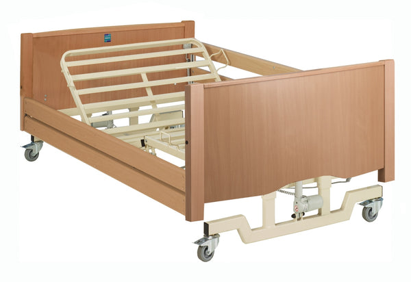 Bradshaw Bariatric Low Profiling Bed With Side Rails