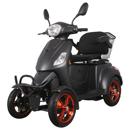 JH500 Ultimate Long Range 4 Wheel Road Legal Mobility Mobility Scooter