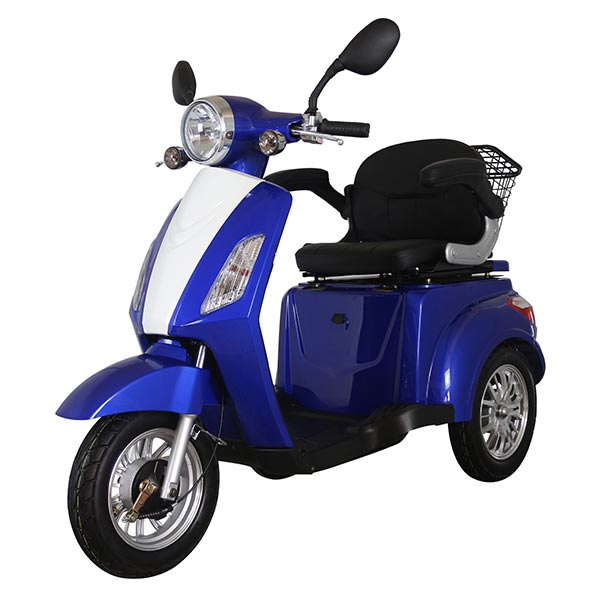 ZT500 Moped Style 8mph Road Legal Mobility Scooter