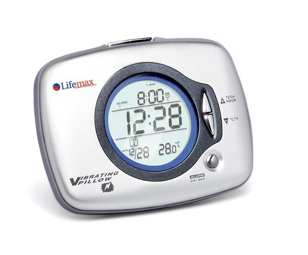 Lifemax 331 Under Pillow Vibration Alarm Clock