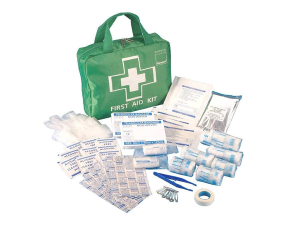 Steroplast First Aid Kit - 70 Piece