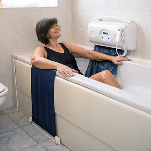 Relaxa Belt Bath Lifter With Remote Control And Thermometer