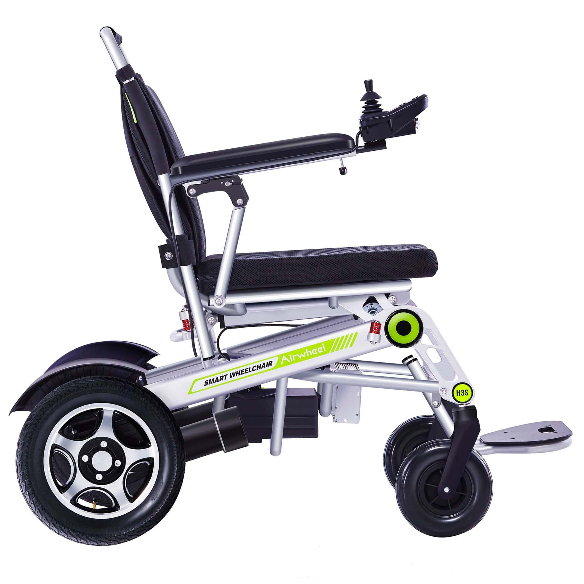 Airwheel Auto Folding Smart Remote Control Lithium Electric Wheelchair (H3T)