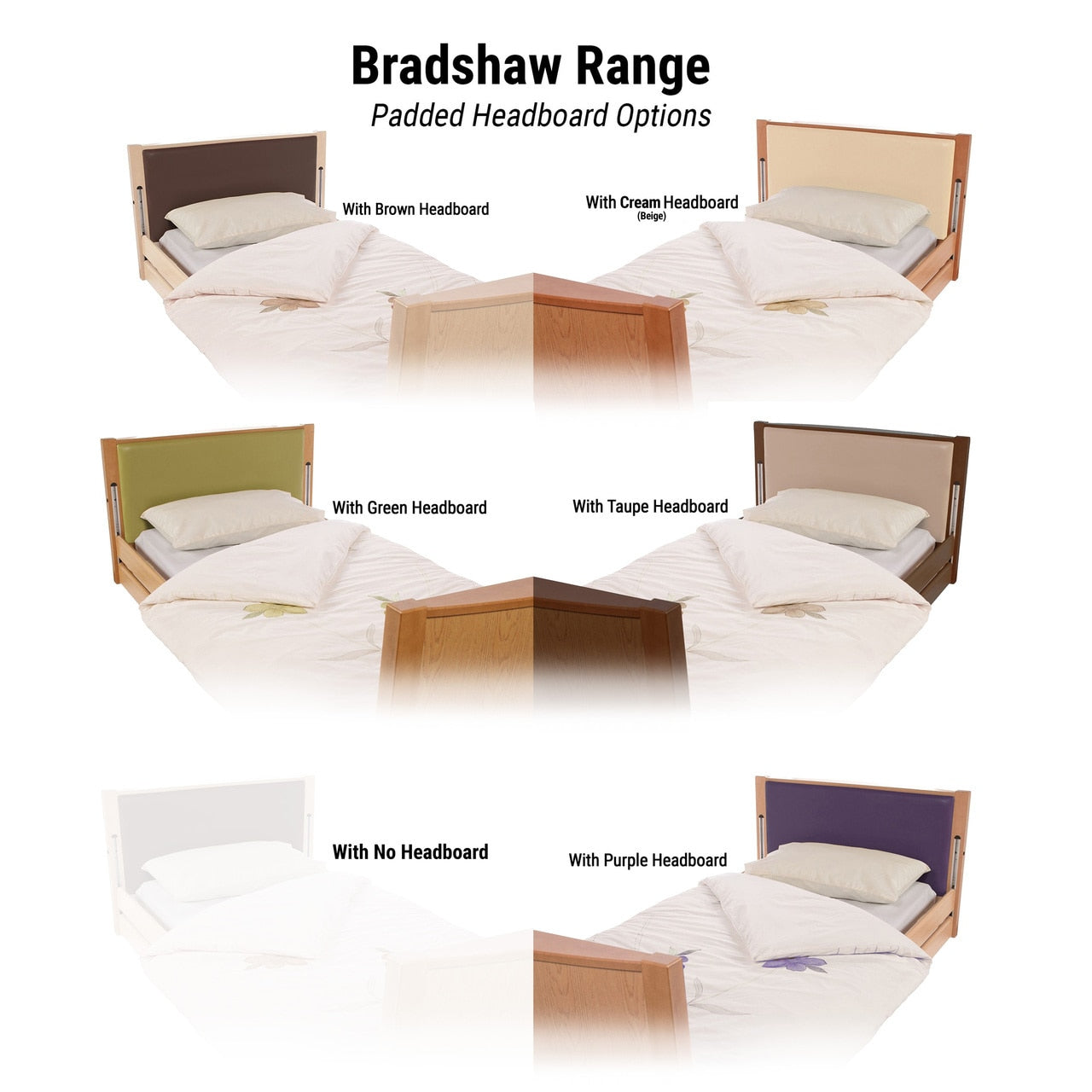 Padded Headboard For Sidhil Bradshaw Bed