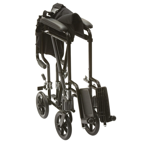 Drive Lightweight Aluminium Folding Travel Wheelchair