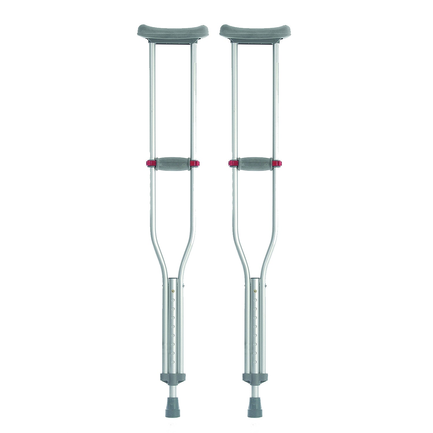 Coopers Red Dot Underarm Axilla Crutch (Pair)