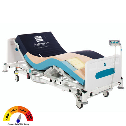 Sidhil Acclaim Flow Non Powered Hybrid Mattress System