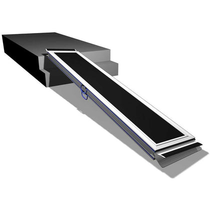 Aerolight Xtra Lightweight Portable Folding Access Ramp